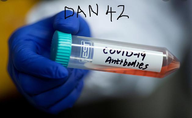 Dan 42 – Testovi na AntitelaKorone
