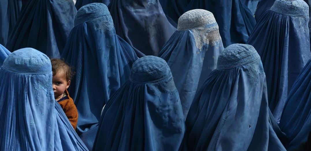 Šta Uraditi za Žene Avganistana? NOVAC ZA LJUDSKAPRAVA